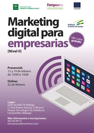 20130130 AMECOOP-20130130 Marketing-digital-para-empresarias-Nivel-II